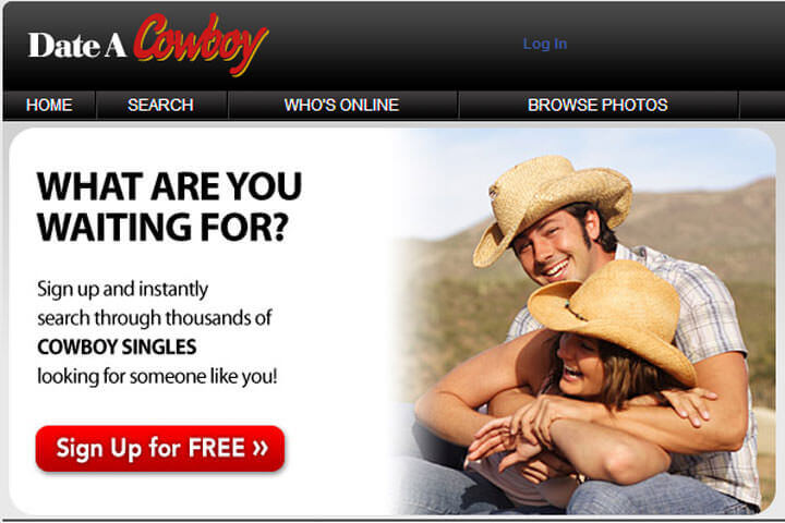 Free Country Dating for Cowboys Cowgirls and Country Folk