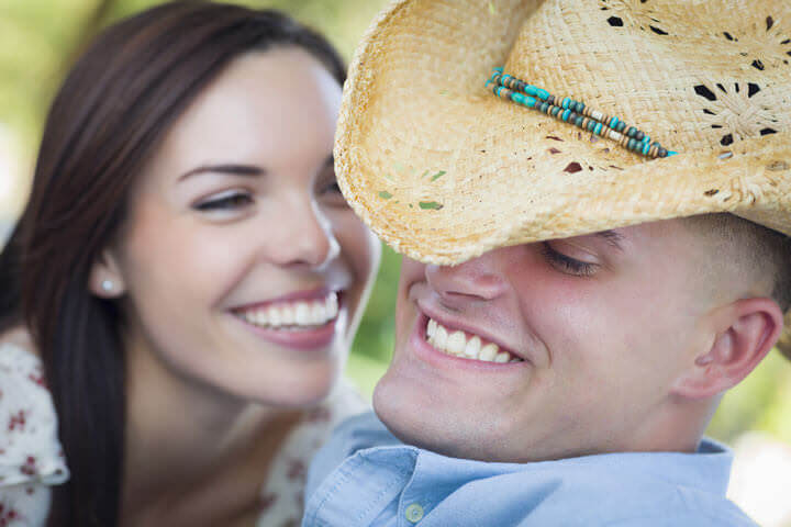 free cowboy dating websites Okcupid is the only dating app that knows you're more substance than just a selfie—and it's free download it today to make meaningful connections with real people.