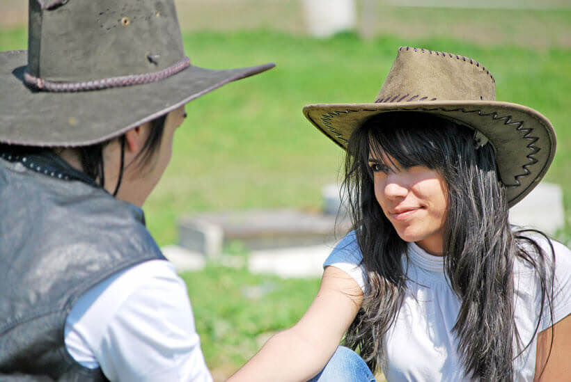 7b85934596c What To Wear On A Date With A Cowboy Or Cowgirl